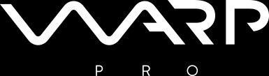 Warp pro logo