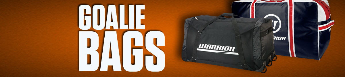 Hockey Goalie Bags
