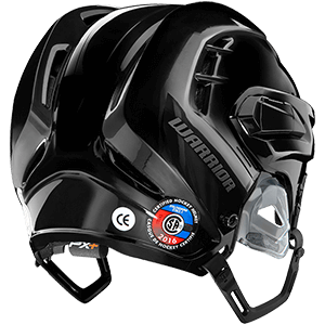px+ helmet view