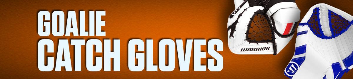 Goalie Catch Gloves