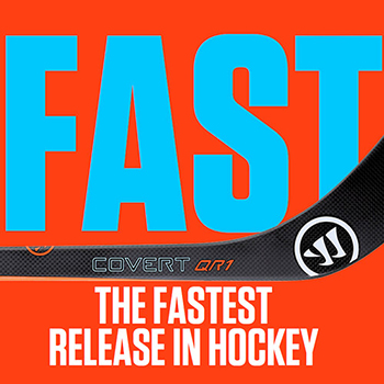FAST - Covert QR1 - The Fastest Release In Hockey