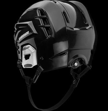 back shot of helmet