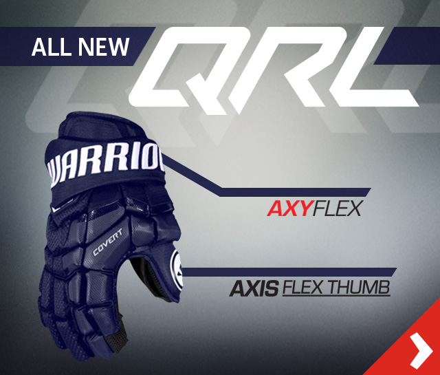 All New QRL - AxyFlex - AXIS Flex Thumb