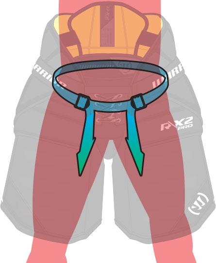 Internal Belt System