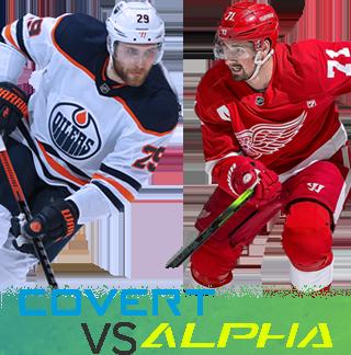 Covert VS Alpha