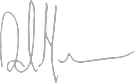 Dave Morrow Signature