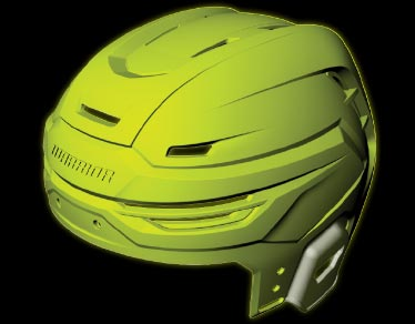 shell detailed helmet