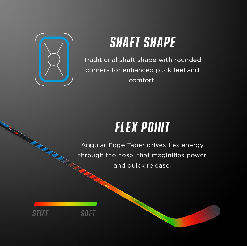 Shaft Shape Flex Point